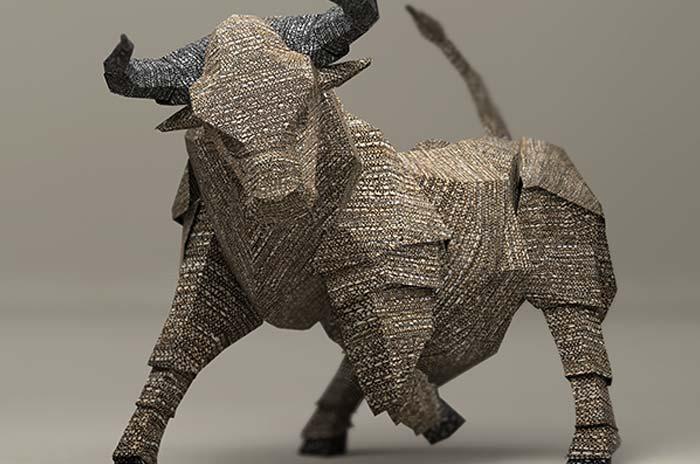 Jeremy Kool_Origami 3D