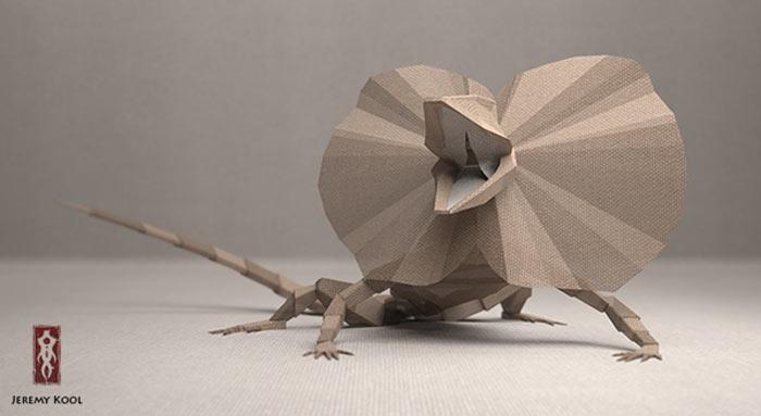 Jeremy Kool_Origami 3D_4