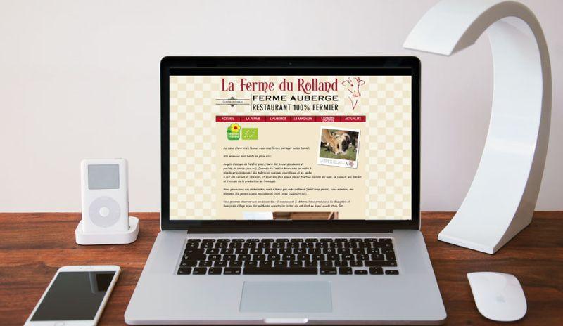Webdesign_lafermedurolland